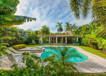 Thumbnail 3 bed property for sale in 1041 Ne 83rd St, Miami, Florida, United States Of America