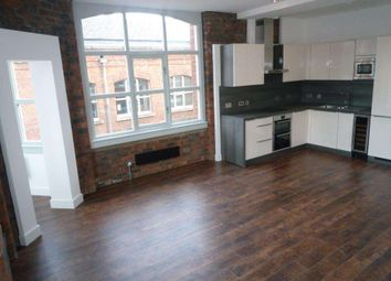 Thumbnail 2 bed flat to rent in Royal Mills, 2 Cotton Street, Manchester