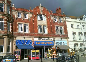 Thumbnail Leisure/hospitality for sale in The Esplanade, Weymouth