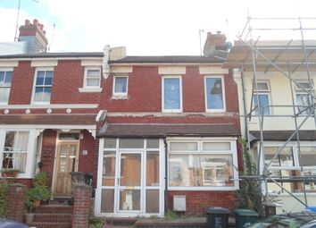 Thumbnail 2 bed terraced house to rent in Redvers Road, Brighton
