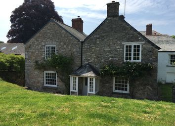 Thumbnail 4 bed detached house to rent in Yealmpton, Plymouth