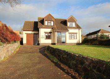 Thumbnail 3 bed detached house for sale in Pinwood Lane, Exeter