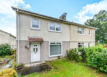 Thumbnail 3 bed semi-detached house for sale in Carman View, Dumbarton