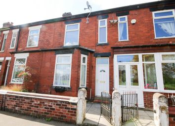 Thumbnail 3 bed terraced house to rent in Stanley Road, Eccles, Manchester