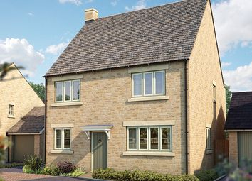"Thumbnail 4 bed detached house for sale in ""The Dulverton"" at Todenham Road, Moreton-In-Marsh"
