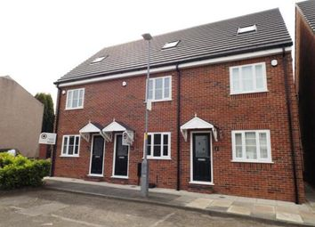 Thumbnail 3 bed town house for sale in East Street, Audenshaw, Manchester