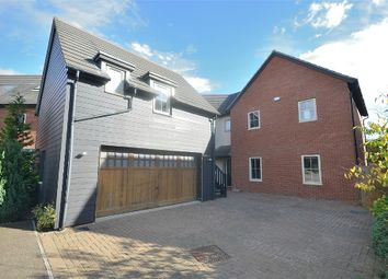 Thumbnail 5 bed detached house for sale in Thaxted, Great Dunmow, Essex