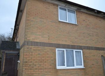 Thumbnail 1 bed semi-detached house to rent in Whittington Way, Bream, Lydney