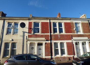 Thumbnail 3 bed flat to rent in Ripon Street, Gateshead