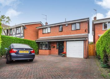 Thumbnail 5 bed detached house for sale in Newlyn Close, Nuneaton