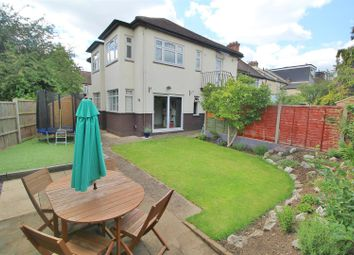 Thumbnail 3 bed flat for sale in Woodbine Grove, Enfield