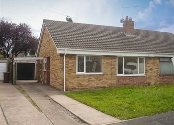 Thumbnail 2 bedroom bungalow to rent in Stanbury Road, Hull