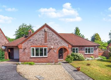 Thumbnail 3 bed detached bungalow for sale in Village Farm Drive, Sturton By Stow