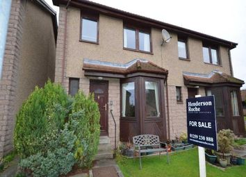 Thumbnail 2 bed semi-detached house for sale in Hillview Place, Dollar
