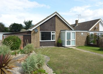Thumbnail 2 bed detached bungalow for sale in Windermere Road, Felixstowe