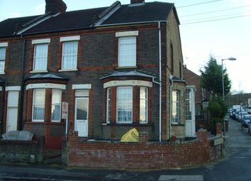 Thumbnail 3 bed terraced house to rent in Dallow Road, Dallow, Luton