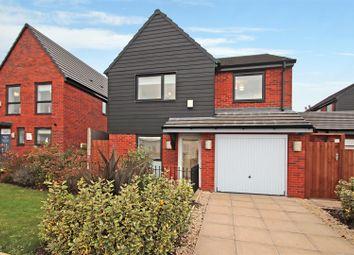 4 bed detached house for sale in The Rowingham, Bucknall Grange, Bucknall, Stoke-On-Trent ST2