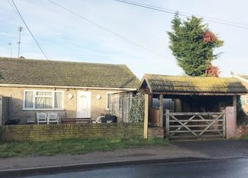 Thumbnail 3 bed detached bungalow for sale in 104 Scrapsgate Road, Minster-On-Sea, Sheerness, Kent
