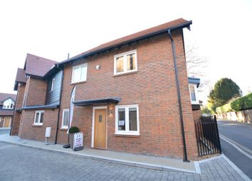 Thumbnail 4 bed property for sale in Renaissance Mews, Grove Road, Lymington