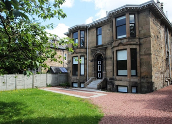 Thumbnail 3 bed flat to rent in Kirklee Road, Glasgow, 0Tn