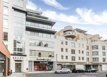 Thumbnail 2 bed flat for sale in Brody House, Strype Street, London