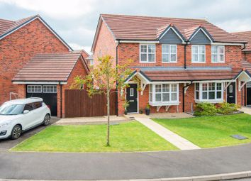 Thumbnail 3 bed semi-detached house for sale in Cleveland Road, Leyland