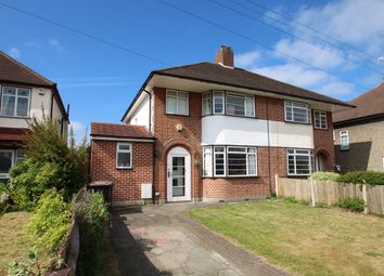 Thumbnail 3 bed semi-detached house for sale in St Johns Road, Petts Wood, Orpington