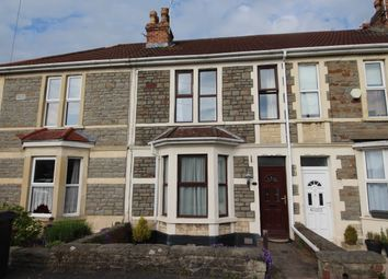 Thumbnail 2 bed terraced house for sale in Florence Road, Staple Hill