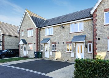 Thumbnail 2 bed terraced house for sale in Lapwing Lane, Watchfield, Swindon
