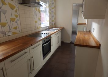Thumbnail 2 bedroom terraced house to rent in Bonchurch Street, Leicester