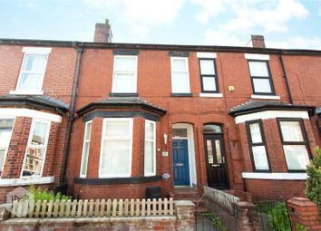 Thumbnail 3 bed terraced house for sale in Gleaves Road, Eccles, Manchester
