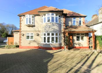 Thumbnail 7 bed detached house to rent in Uxbridge Road, Hatch End, Pinner
