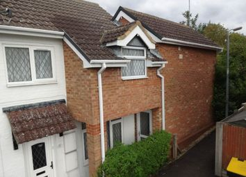 Thumbnail 1 bed end terrace house to rent in Churchfield Road, Houghton Regis, Dunstable