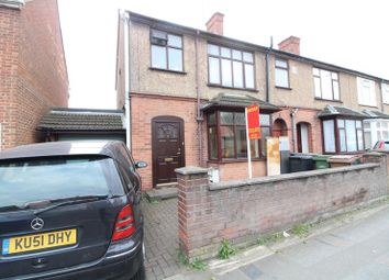 Thumbnail 3 bedroom end terrace house for sale in Wingate Road, Luton