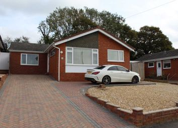 3 bed detached bungalow for sale in Anson Road, Exmouth EX8