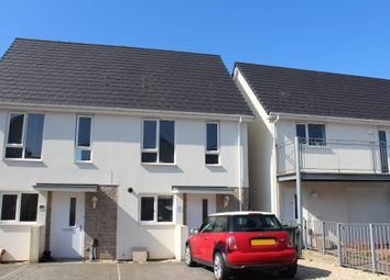 Thumbnail 2 bed semi-detached house to rent in Ham, Plymouth, Devon