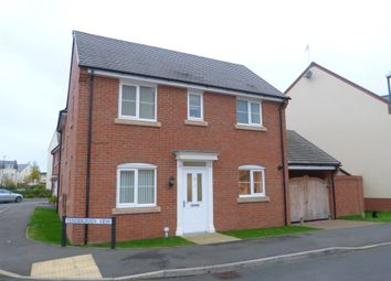 Thumbnail 3 bed detached house to rent in Tendergreen View, Tewkesbury