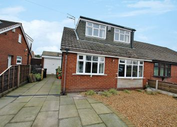 Thumbnail 3 bed semi-detached bungalow for sale in Crummock Close, Little Lever, Bolton