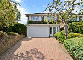 Thumbnail 4 bed detached house for sale in Thorkhill Road, Thames Ditton