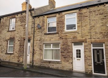 Thumbnail 2 bed terraced house to rent in West Parade, Consett