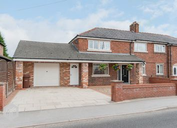 Thumbnail 3 bed semi-detached house for sale in Spendmore Lane, Coppull, Chorley