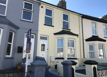 3 bed terraced house to rent in Clarence Road, Torpoint PL11