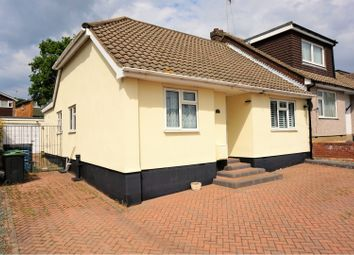 Thumbnail 3 bed bungalow for sale in Eastwood Park Drive, Leigh-On-Sea