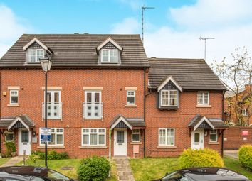 Thumbnail 3 bed terraced house for sale in Wyllie Mews, Burton-On-Trent