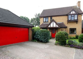 Thumbnail 4 bed detached house for sale in Cherry Hollow, Abbots Langley