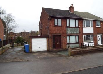 Thumbnail 3 bed semi-detached house for sale in Lancaster Street, Coppull, Chorley, Lancashire