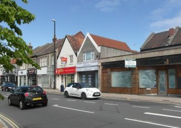 Thumbnail Retail premises to let in 316-318 Wells Road, Bristol