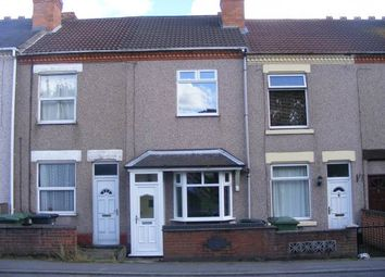 Thumbnail 3 bed terraced house to rent in Coventry Road, Bulkington, Bedworth