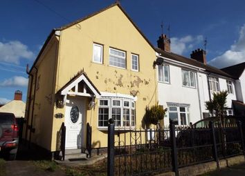 Thumbnail 3 bed end terrace house for sale in Ivanhoe Avenue, Nuneaton, Warwickshire
