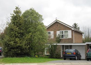 Thumbnail 4 bed detached house for sale in Harkness Drive, Canterbury, Kent